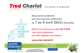 Tred Chariot Journées des Collections 2014