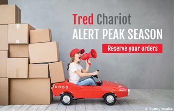 tred chariot_alerte peak season