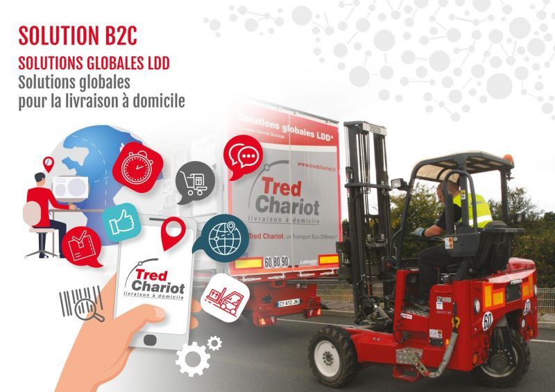 Solution B2C Tred Chariot 2020