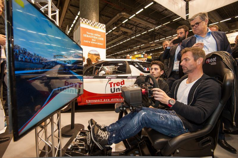 Sébastien Loeb Tred Union 2016