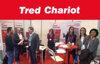 Equipe Tred Chariot Stand Piscine global Lyon