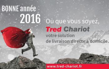 Happy New Year 2016 Tred Chariot