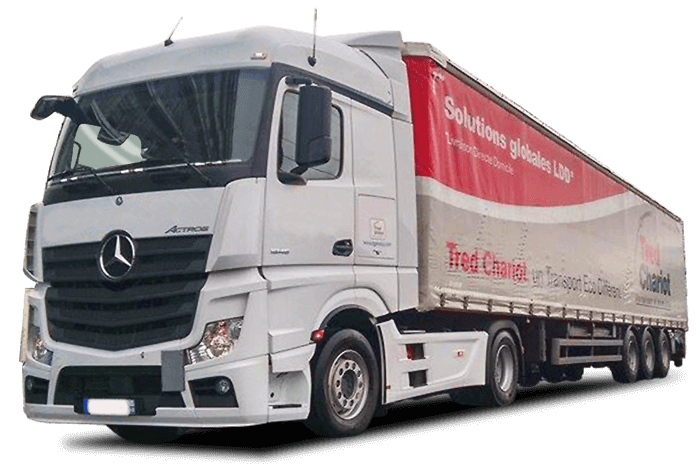 Mercedes lorry Tred Chariot